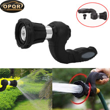 OPRQ Adjust Spray Nozzle Patterns Car Washing Gun Blaster Fireman Garden Water Guns Lawn Super Hose