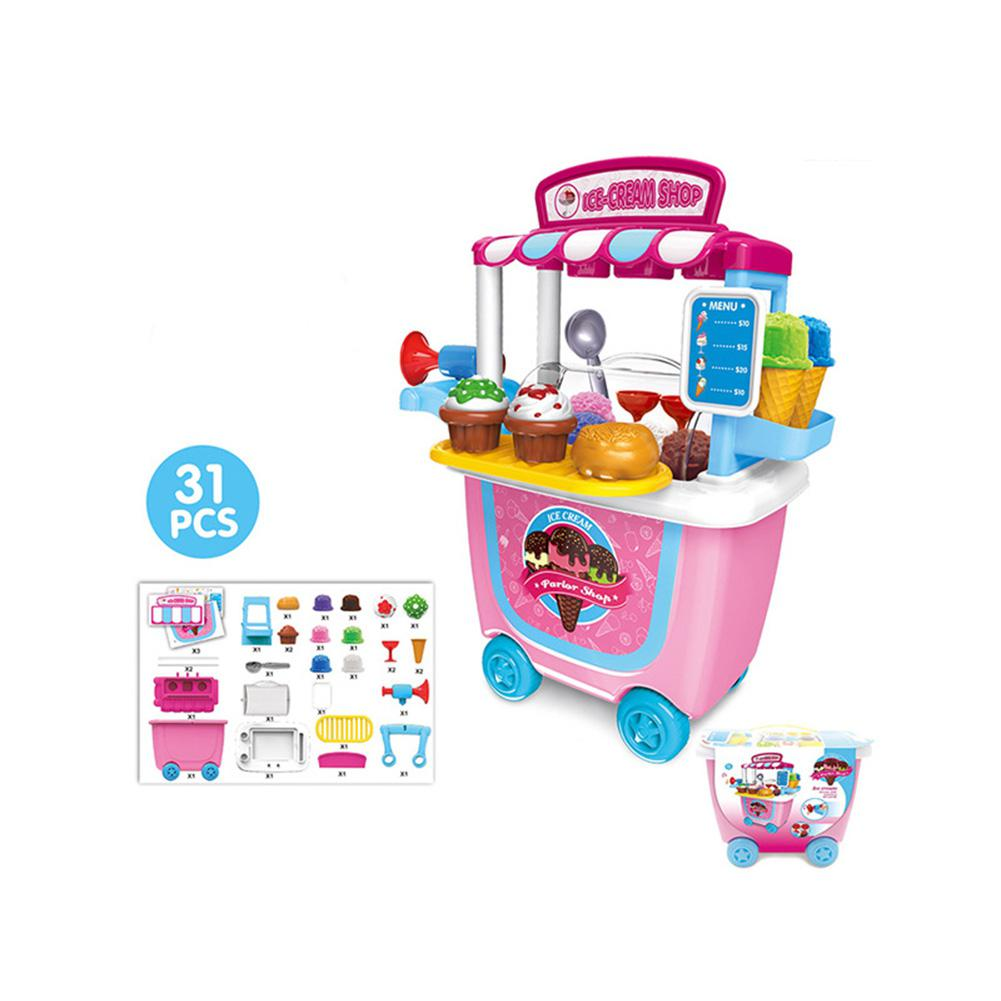 Child Simulation Games Cooking And Baking Supplies Play House Kit