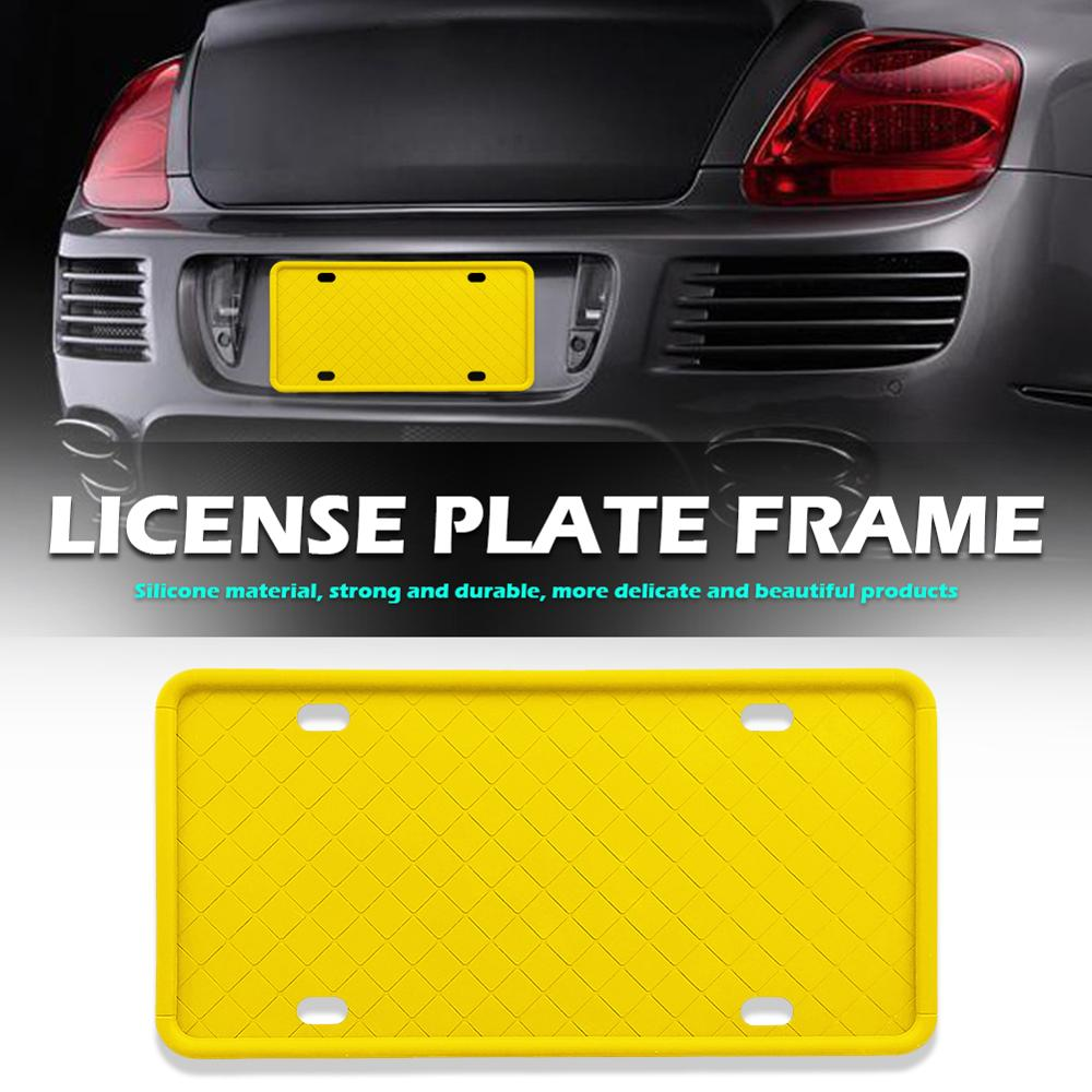 Andorra 1 Auto Car License Plate Frame Tag Holder 4 Hole