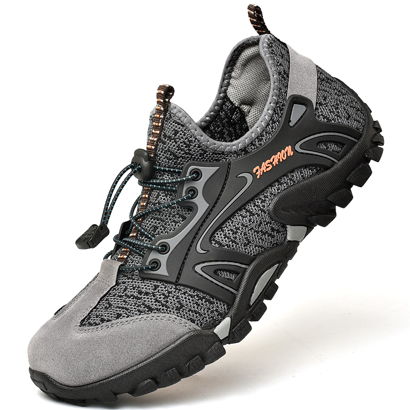 Men/'s Hiking Shoes Outdoor Sports Climbing Running Sneakers Shoes Plus Size