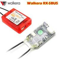 Walkera RX-SBUS 2,4G 12CH salida PPM SBUS Mini parágrafo receptor Devo 7/F7/F10/F12E RC modelo FPV Corrida Zangão Quadcopter