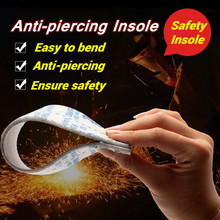 Get more info on the Safety Labor Kevlar Insole Anti-Piercing Anti-Stick Steel Insole Anti-Iron Nail Mountaineering Construction Site Safety Insole