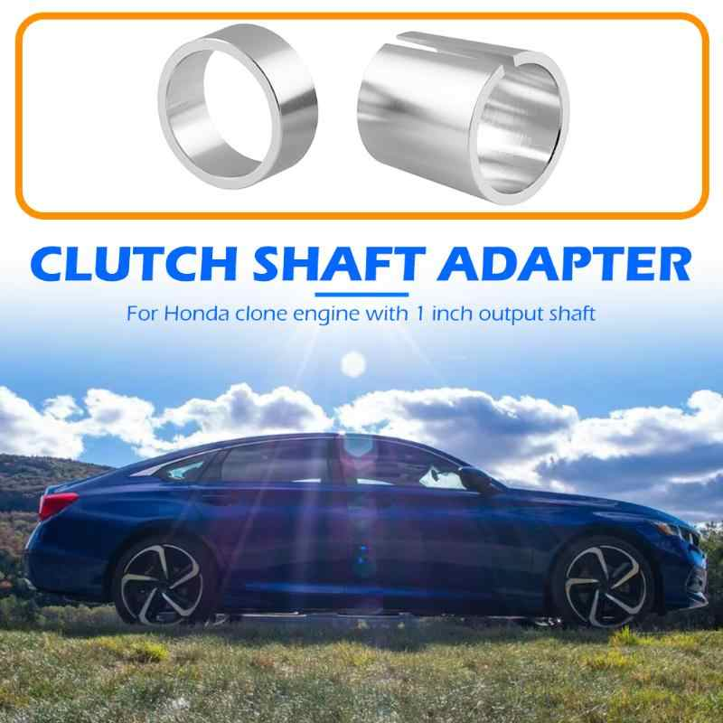 1 inch Metal Gas Golf Cart Tapered Drive Clutch Shaft Adapter for Auto Replacement Components Predator Honda Clone GX200 Engine