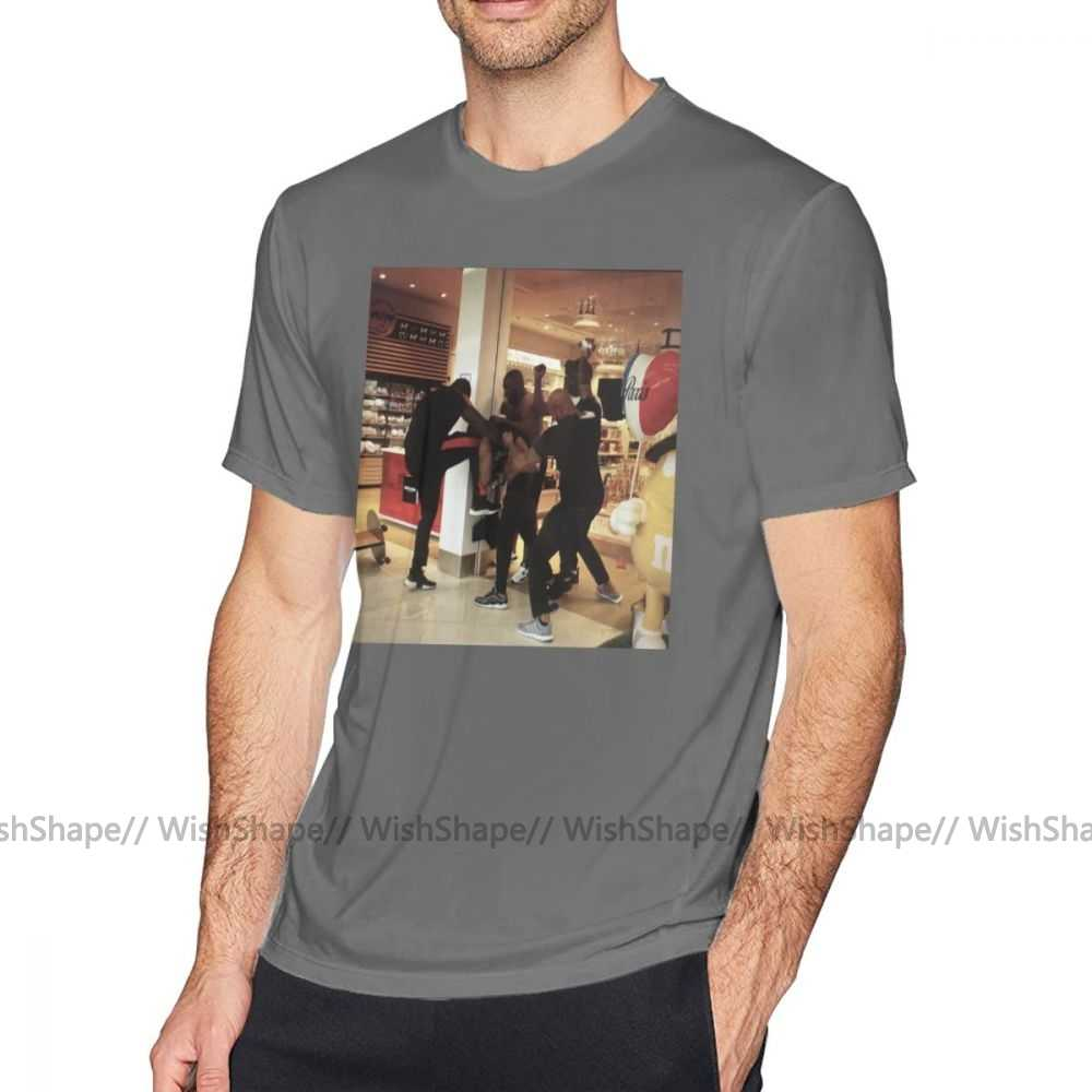 Booba, футболка, Brawl Orly, футболка с коротким рукавом, футболка с принтом, милая Классическая 5x100 Хлопковая мужская футболка