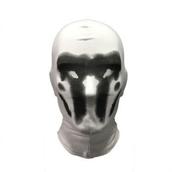 Watchmen Rorschach Face Mask Magic Bandana Windproof Ski Hiking Camping Running Cycling Sport ScarfHeadwear Face Shield 1
