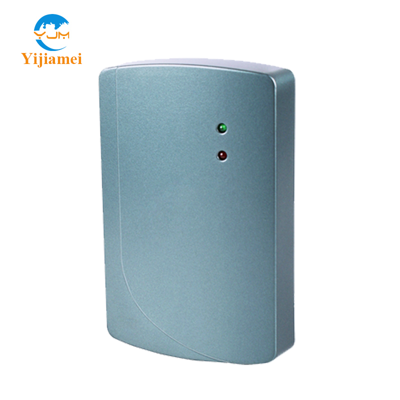 125KHz RS232 Interface Access Control RFID Reader With Waterproof Outdoor And Indoor Using
