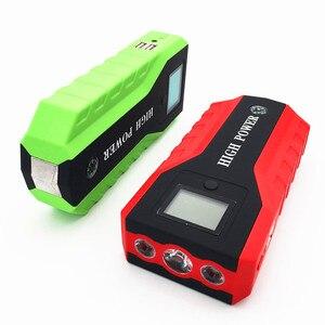 Image 2 - GKFLY arrancador de batería de coche, dispositivo de arranque de emergencia, 20000mAh, 12V, 1000A, Banco de energía, cargador de coche Diesel de gasolina, elevador de batería de coche