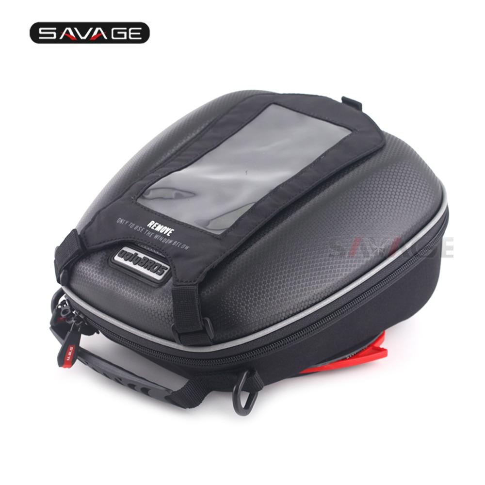 For YAMAHA YZF R6 03-16/YZF R1 02-14/FJR 1300 01-15 Motorcycle Multi-Function Waterproof Luggage Tank Bag Racing Bag кофры komine