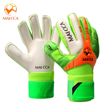 MAICCA, детские футбольные перчатки вратаря, профессиональные футбольные перчатки вратаря, защитные перчатки для мальчиков, детские футбольн...