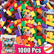 MissAbigale Building Blocks Sets Ings Classic City Creator Colorful Bricks DIY Kids Educational Toys amp Hobbies For Children cheap Unisex 6 years old Small building block(Compatible with Lego) Certificate 2019012203183937 Use over 6 years old Plastic