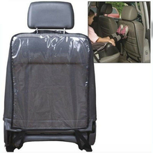 Car Seat Back Protector Cover for Children Kids Baby Anti Mud Dirt Auto Seat Cover Cushion Kick Mat Pad Car