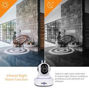 Image 5 - 1080P беспроводная WIFI камера WIFI панорамирование наклона HD ip камера 2.0MP двухстороннее аудио ночное видение Обнаружение движения CCTV камера