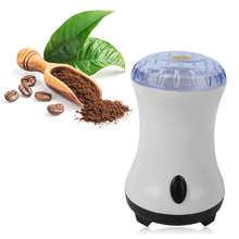 Электрическая кофемолка 160 Вт мощный соль молотый перец специи Мельница травы семена орехи сухих кофейных зерен точильщика ЕС Plug 220В