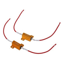 2 PCS 25W 8R Decoding Resistance Band with Line Break Snaps