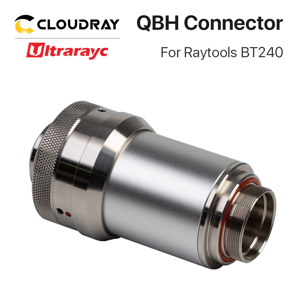 For Cutting Parts Series BM111 Connector Laser Fiber BM109 1064nm Cloudray 240S QBH Head Laser BT210 Raytools Machine