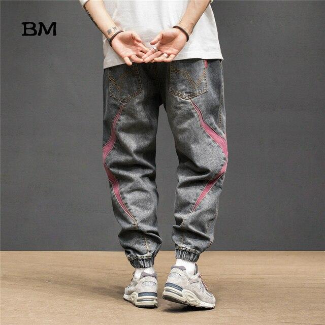 Aawara Hoon Hip Hop Jeans Jeans Men color: Black|Blue