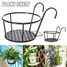 Cremalheira de prateleira da planta do suporte geométrico leve versátil forte das plantas do metal para myding interno