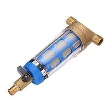 Водопроводный очиститель воды, фильтр предварительной очистки, фильтрующая сетка, очиститель воды, фильтр предварительной очистки