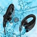 Водонепроницаемые беспроводные наушники IPX7, спортивные наушники для плавания и дайвинга X30, версия 4,2, беспроводные наушники с шумоподавлен...