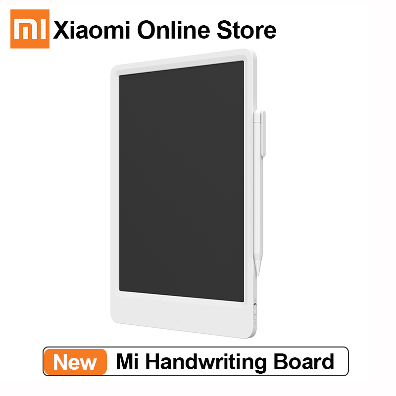2019 Newest Xiaomi Mi Mijia LCD Writing Tablet with Pen 10 13.5inch Digital Drawing Message Graphics Electronic Handwriting Pad(China)