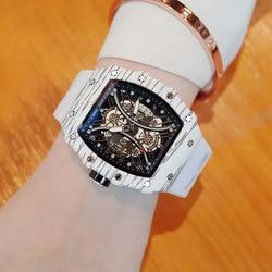 Watch Watches Men Mens 2020 Wrist Man for Waterproof Fashion Wristwatches Multifunction Tonneau Shape Personality Trend Luxury