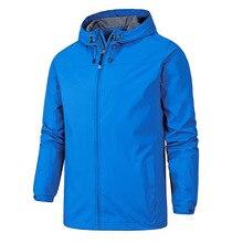 Outdoor men's spring and autumn thin men's sports windbreaker windproof waterproof breathable mountaineering fishing suit