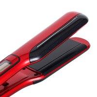 Digital Display Splint Fast heating Hair Straightener Ceramic No Hurt Hair Generation Rotary Electric Hair Straightening Iron