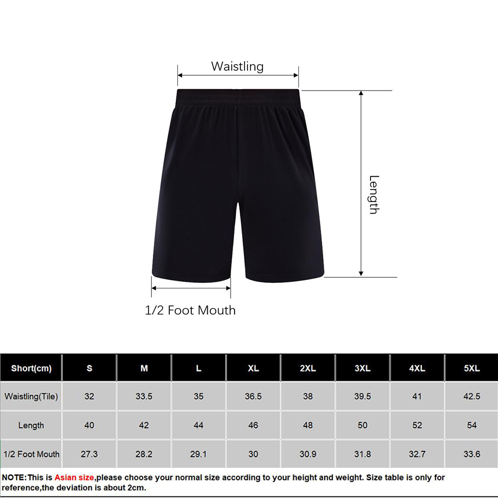 running - SANHENG Brand Men Shorts Football Sports Running Training Shorts Quick Dry Shorts IG Sanhengsports