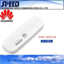 2021 chegada nova desbloqueado huawei E8372h-320 4g usb wifi dongle e8372 modem huawei logotipo