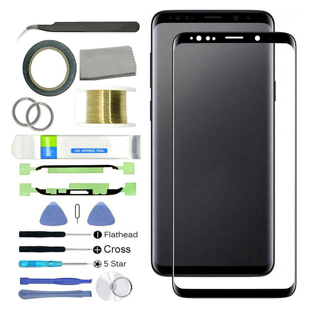 16 In 1 Repair Tool Kits Glass Screen Replacement For Samsung Galaxy Note 9 N960