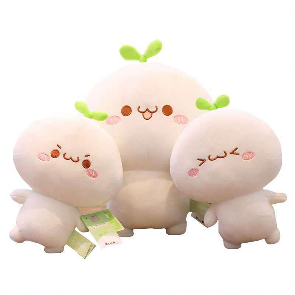25 50cm Creative Kawah Plush Toy Soft Fill Cute Emoji Animal Plush Doll Child Soft Pillow Girl Valentine 39 s Day Gift WJ141 in Movies amp TV from Toys amp Hobbies