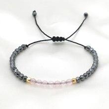 Go2Boho Bracelets En Pierre Naturelle pour les filles bijoux bijoux En perles Bracelet En Pierre Naturelle Bracelet réglable