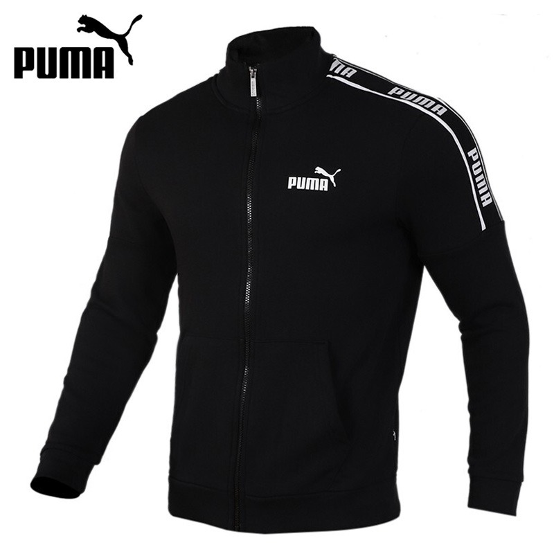 Original New Arrival  PUMA  Amplified Track Jacket TR Men's  jacket Sportswear