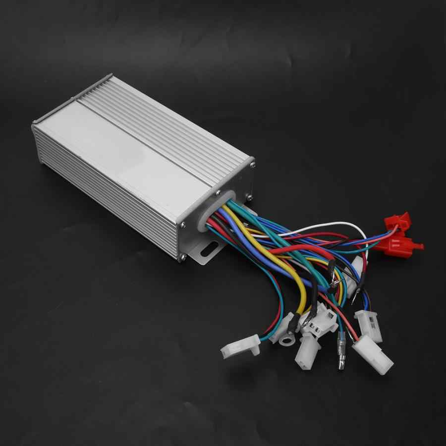 Electric Bicycle 60V 500W Brushless Speed Motor Controller For E-bike /& Scooter