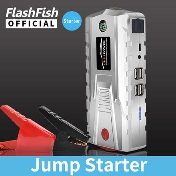 21000mAh Car Jump Starter 800A 12V External Car Battery Muiti-function Vehicle Emergency Battery Booster Car Starter Power Bank