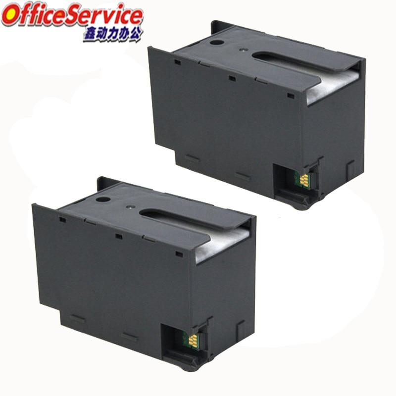 Compatible Waste Ink Container T6716 PXMB8 For Epson WF-M5298 M5299 M5799 C5710 C5790 C5290 C5210 C529R C579R  Printer