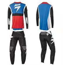 Shift MX Racing Whit3 Label Race Jersey and Pant Combo Set Motocross ATV/MTB 2020  Bmx Racing Bikes for Sale  Mx Gear