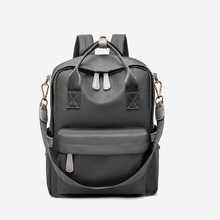 2019 fashionista girl backpack Oxford anti-theft fashion casual bag student multi-function bag removable single shoulder strap цена 2017