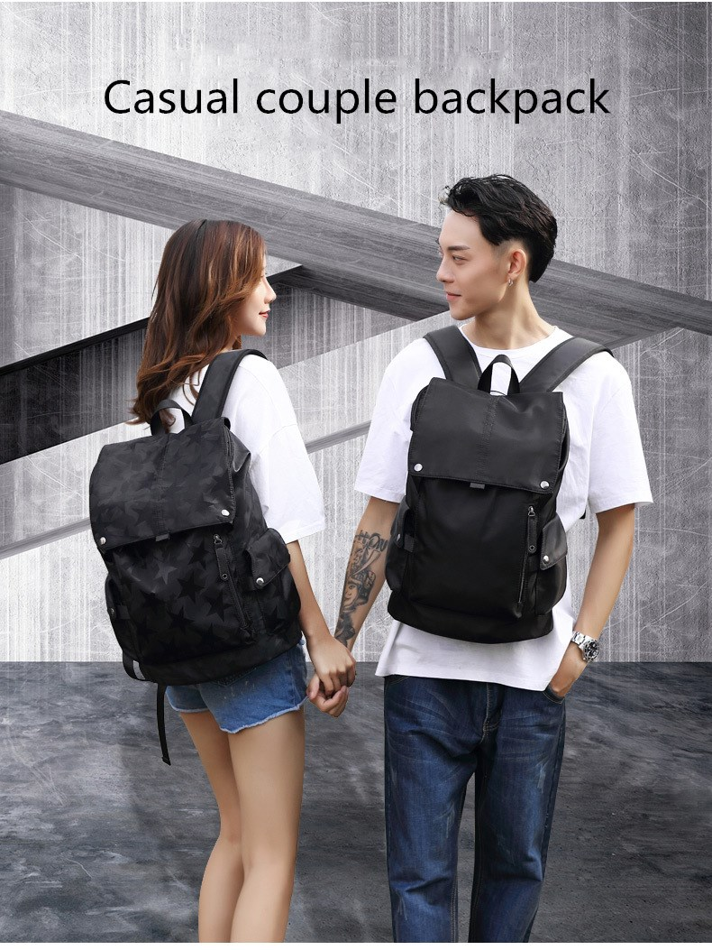 1 nylon backpack