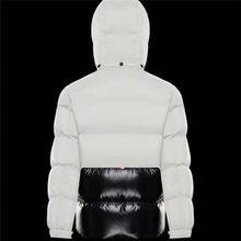 YHavaton 2020 Winter New Men Women Couple Casual Warm Hooded Down Coats Luxury High Quality Thick Down Jacket Men Women lovers