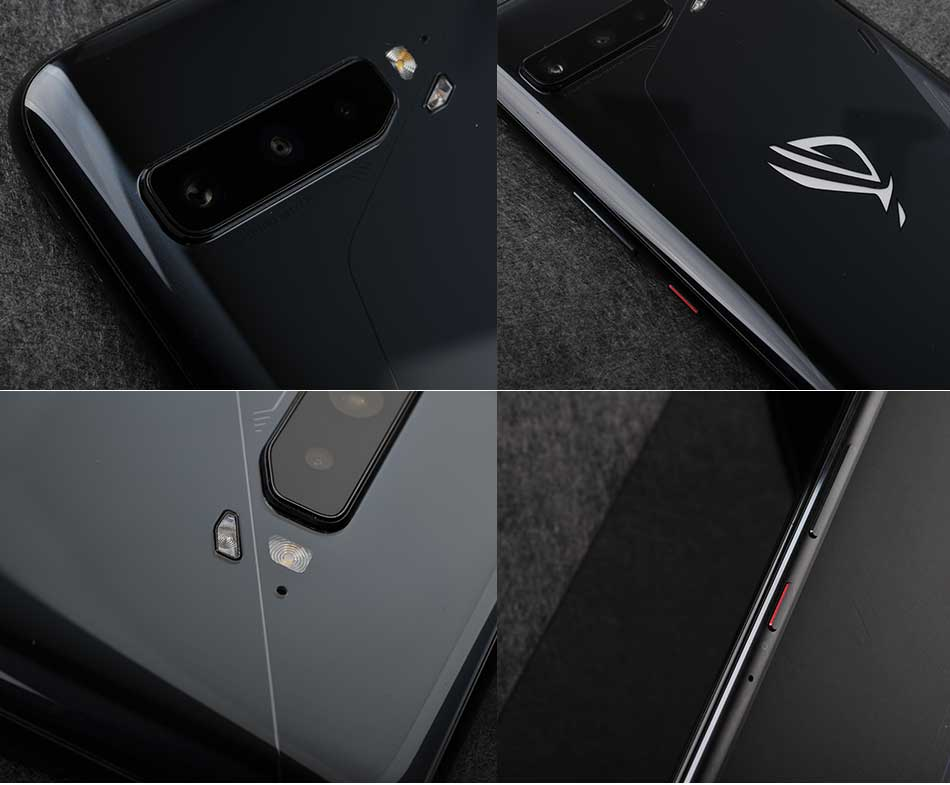 Asus ROG 5G Gaming Phone Snapdragon 865 Plus 144HZ FHD+ AMOLED Smartphone