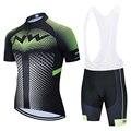 Northwave 2019 homens camisa de ciclismo verão manga curta conjunto maillot bib shorts roupas bicicleta sportwear camisa roupas terno nw