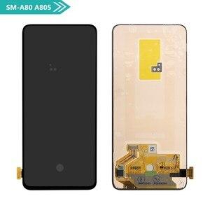 Image 5 - Dokunmatik LCD ekran ekran samsung için dijitalleştirici montajı Galaxy A10 A105/A20 A205/A30 A305/A40 A405/A50 A505/A60 /A70 A705/A80