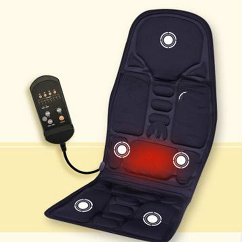 Multifunction Hip Back Massage Cushion For Leaning On Of On-board Household Massager Cushion Car Seat 24-220 - V