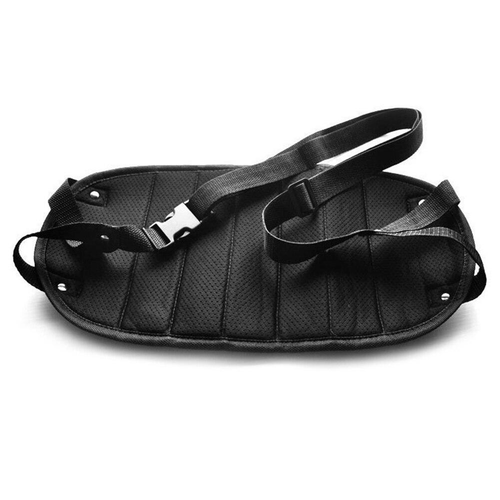 Office Pain Relief Airplane Folding Portable Carry-on Leg Hammock Flight Pillows Footrest Adjustable Foam Travel