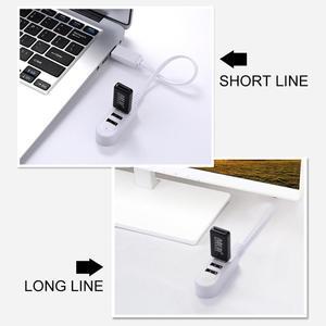 Фирменная Новинка зарядное устройство с 3 usb портами для мульти usb хаб 5V внешний кабель удлинитель для удобный должен быть оплачен покупателем, индивидуальный дизайн для usb устройств|Кабели для MP3/MP4-плееров|   | АлиЭкспресс