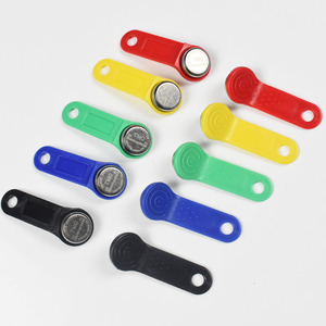Image 3 - 10pcs Dallas DS1990A DS1990A F5 iButton I Button 1990a F5 Electronic Key IB tag Cards Fobs TM Cards
