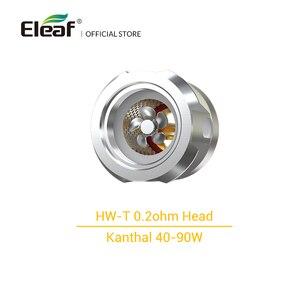 Image 2 - 3 قطعة/الوحدة الأصلي Eleaf HW T/HW T2 0.2ohm رئيس ل Eleaf iJust 3 برو عدة مع نظام التوربينات مبتكرة السجائر الإلكترونية