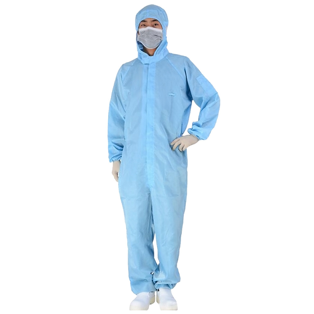 Medical Protective Clothing Used as Disposable Isolation Suit and Hospital Uniform Accessories