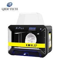 QIDI TECH 3D Printer X-Plus Large Size Intelligent Industrial Grade mpresora 3d WiFi Function High Precision Printing